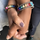 Thumbnail: Paul's Story wire-wrap bracelet