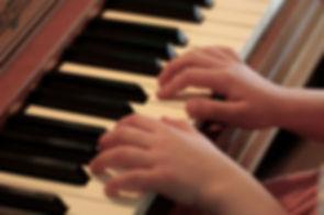Children piano lessons in Ann Arbor