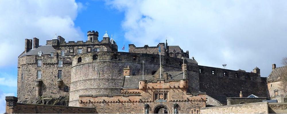Il Castello visto da davanti