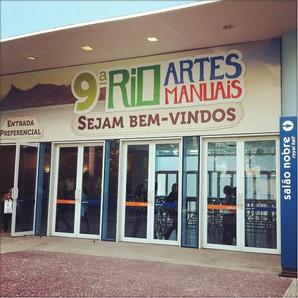 Um breve tour pelo Rio Artes Manuais