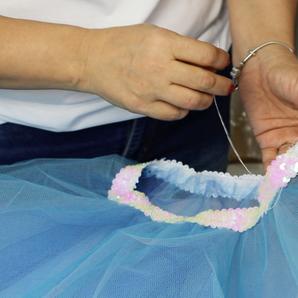 DIY: Aprenda a fazer uma saia de tule para o Carnaval