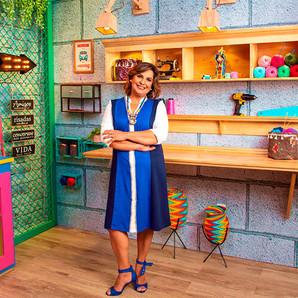 'Kombina' (TV Aparecida) dá dicas para alavancar os negócios dos artesãos