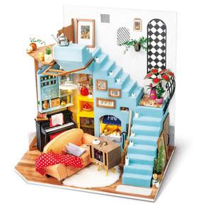 Um sonho de casinha de boneca