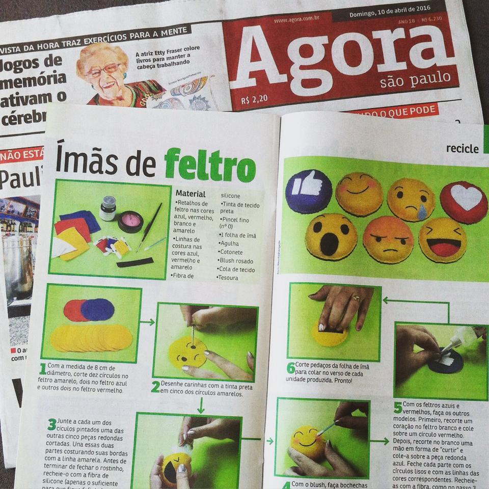 Agora SP - Revista da Hora
