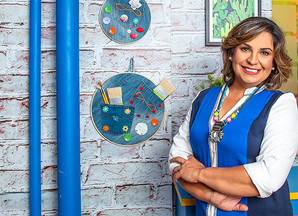 TV Aparecida promove projeto para ajudar empreendedores artesãos