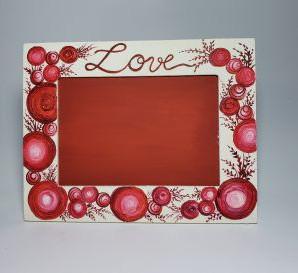 DIY: saiba como customizar um porta-retrato para o Dia dos Namorados