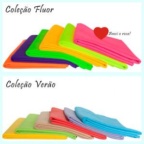 Novas cores de feltro no mercado!