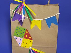Festa junina: aprenda a customizar uma sacolinha