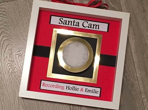 Interactive and Personalised Santa Cam