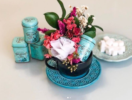 Mimo especial  da Aurora Studio Floral para o Dia dos Avós