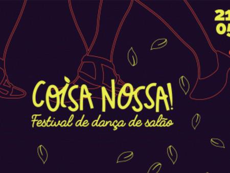 """Últimos Dias Para Conferir On- line O Festival """"Coisa Nossa"""""""
