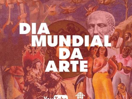 No Dia Mundial da Arte a Casa Fiat preparou um presente para você