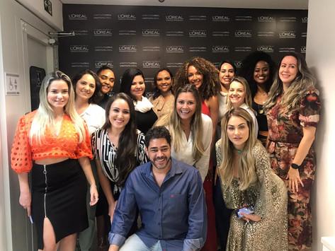 Instituto L'oréal convida participantes da Casa das Empreendedoras para uma tarde especial