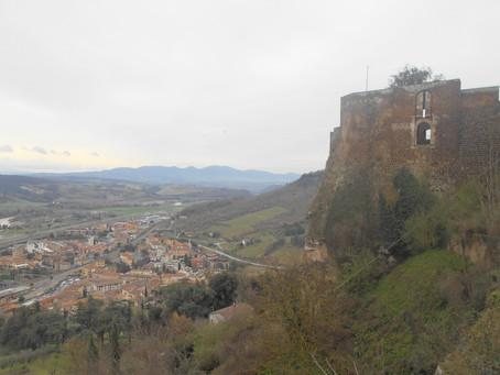 ORVIETO: Uma  Cidade  Etrusca  na  Úmbria