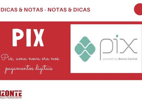 Pix, uma nova era nos pagamentos digitais
