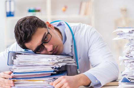 Síndrome de Burnout entre médicos