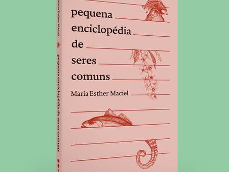 Livro Pequena Enciclopédia de Seres Comuns