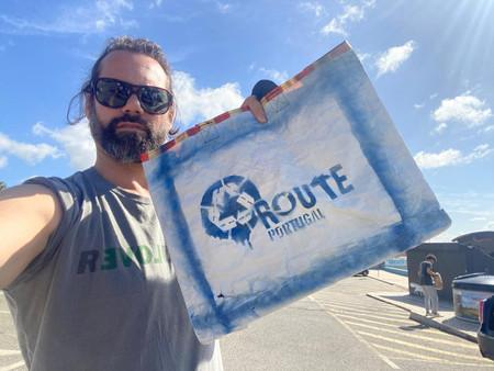 No dia do Planeta - Ação ambiental em Lisboa pela Route Portugal