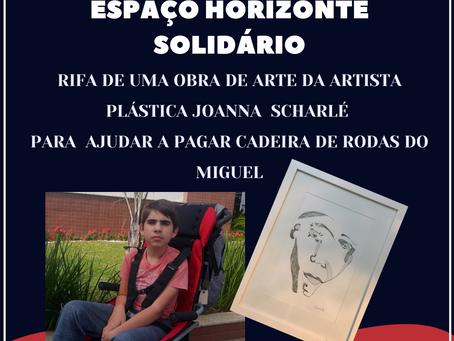 Jornal Espaço Horizonte Solidário!