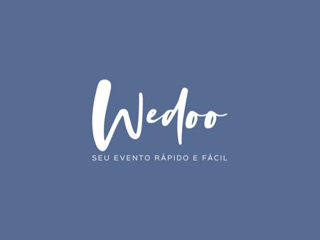 Wedoo, o Marketplace do profissional de eventos