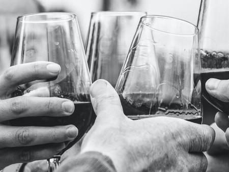 O vinho é fit mas durante a pandemia, beba moderadamente!