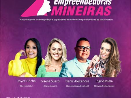 Prêmio Empreendedoras Mineiras 2021