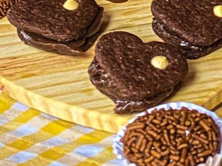 Biscoitos Amanteigados de Tiradentes