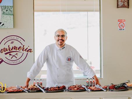Curso de Hambúrguer Artesanal com o Chef Alexandre Augusto Alvarenga