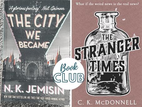 May Book Club Meets Urban Fantasy