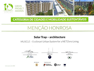 After 19 years working on eco-sustainability, Solar Trap - architecture still shows MUSCLE.