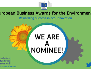 SolarTrap architecture, shortlisted to the prestigious EBAE awards...