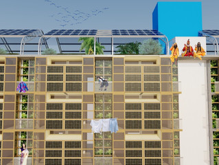 MUSCLE - ECOsmart Social Housing to NZEB standards... our submission to WDCD Clean Energy Challenge