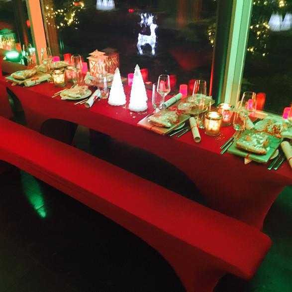 Büro Weihnachtsfeier