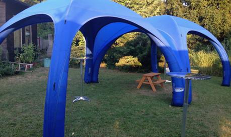 Air-X-Tent 4m x 4m