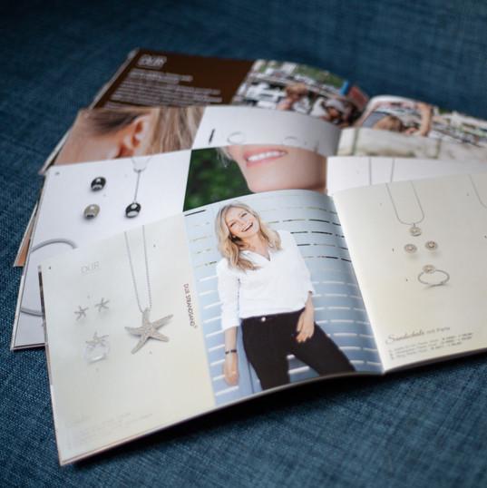 DUR Schmuck Katalog