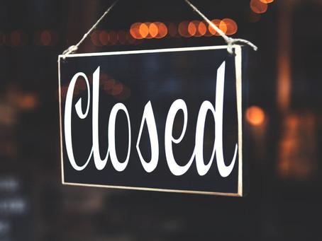 Doors Closing