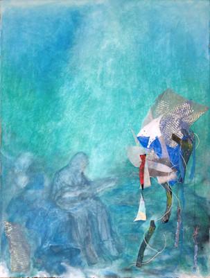 Idyllic Acrylic Oceanic Blues