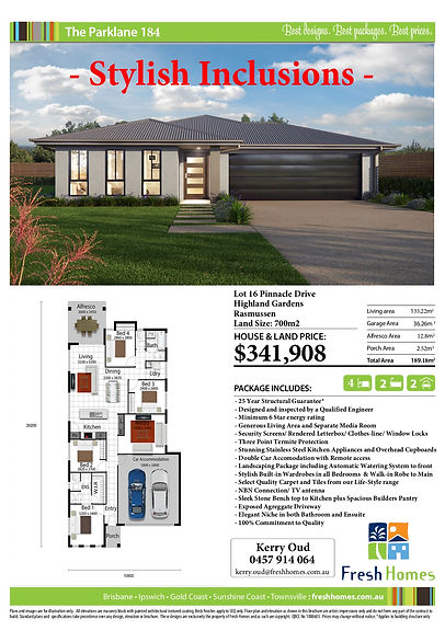 Parklane LS 185 Lot 16 Pinnacle Drive.jp