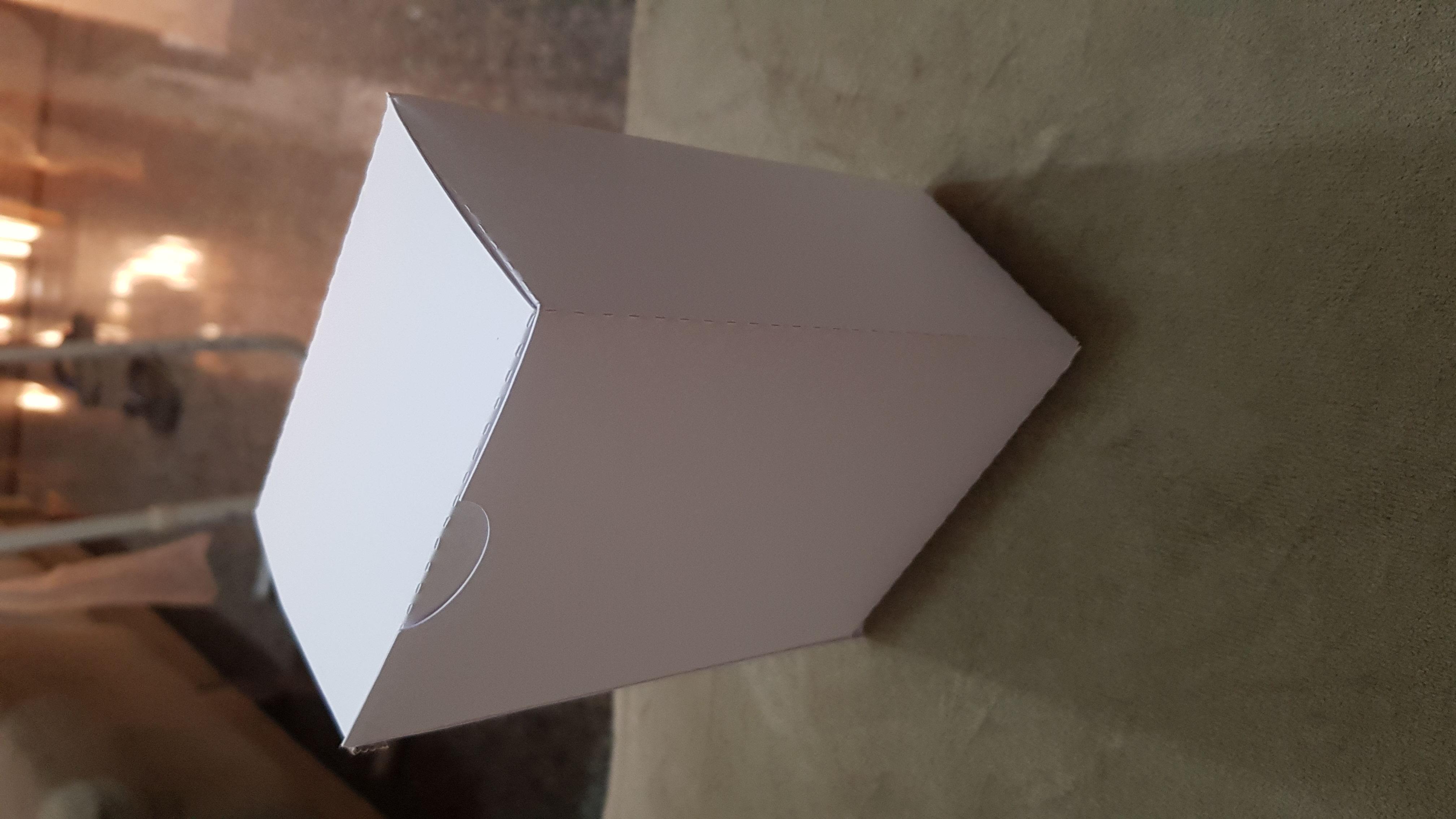 caixa retangular 10x6x15