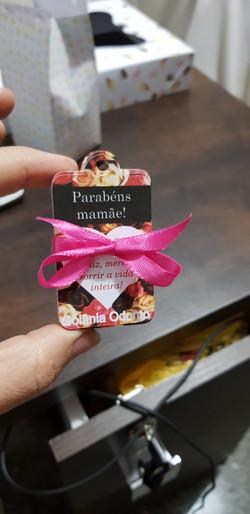 tags para presentes e lembranças