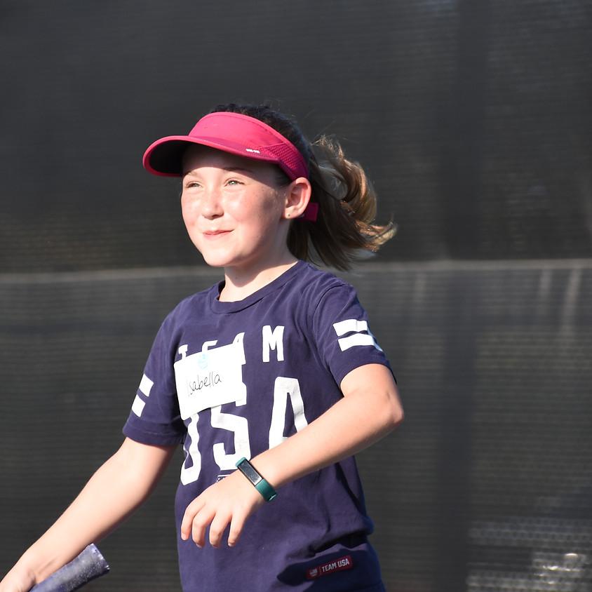 Middle School Tennis Clinics