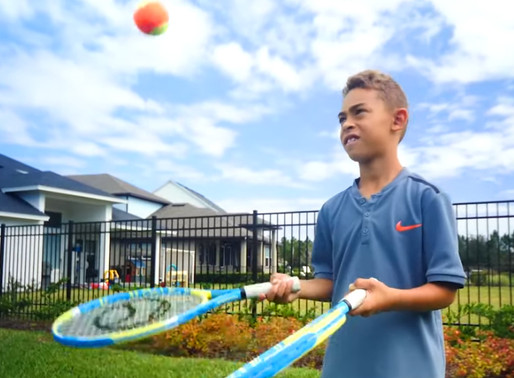 Virtual coaching keeps tennis players engaged during COVID-19