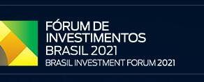 Um grande evento FIB2021 no Brasil será realizado em modo online em 31 de maio e 1 de junho de 2021.