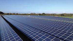 O RN garantiu pelo menos 12 parques eólicos e dois plantas de energia solares,