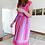 Thumbnail: 80's candy stripe dress