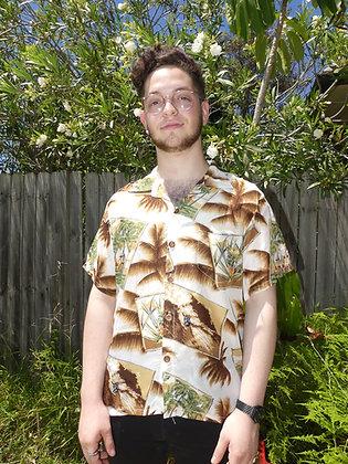 60's hawaiian shirt