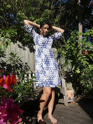 70s loop dress