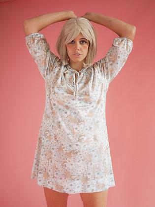 70's smock dress