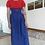 Thumbnail: 70's polka dot prairie dress