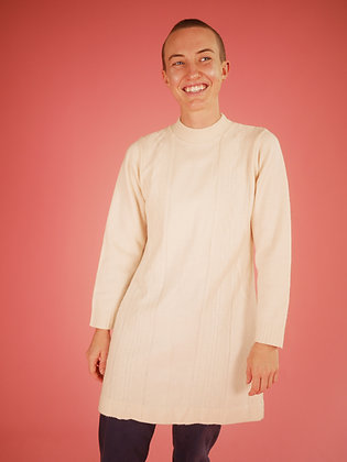 70's sweater dress